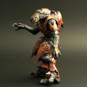 Image 5 - Macfarlane 2012 Halo 4 Portata elite guerrieri 6 pollice action figure modello mostro alieno