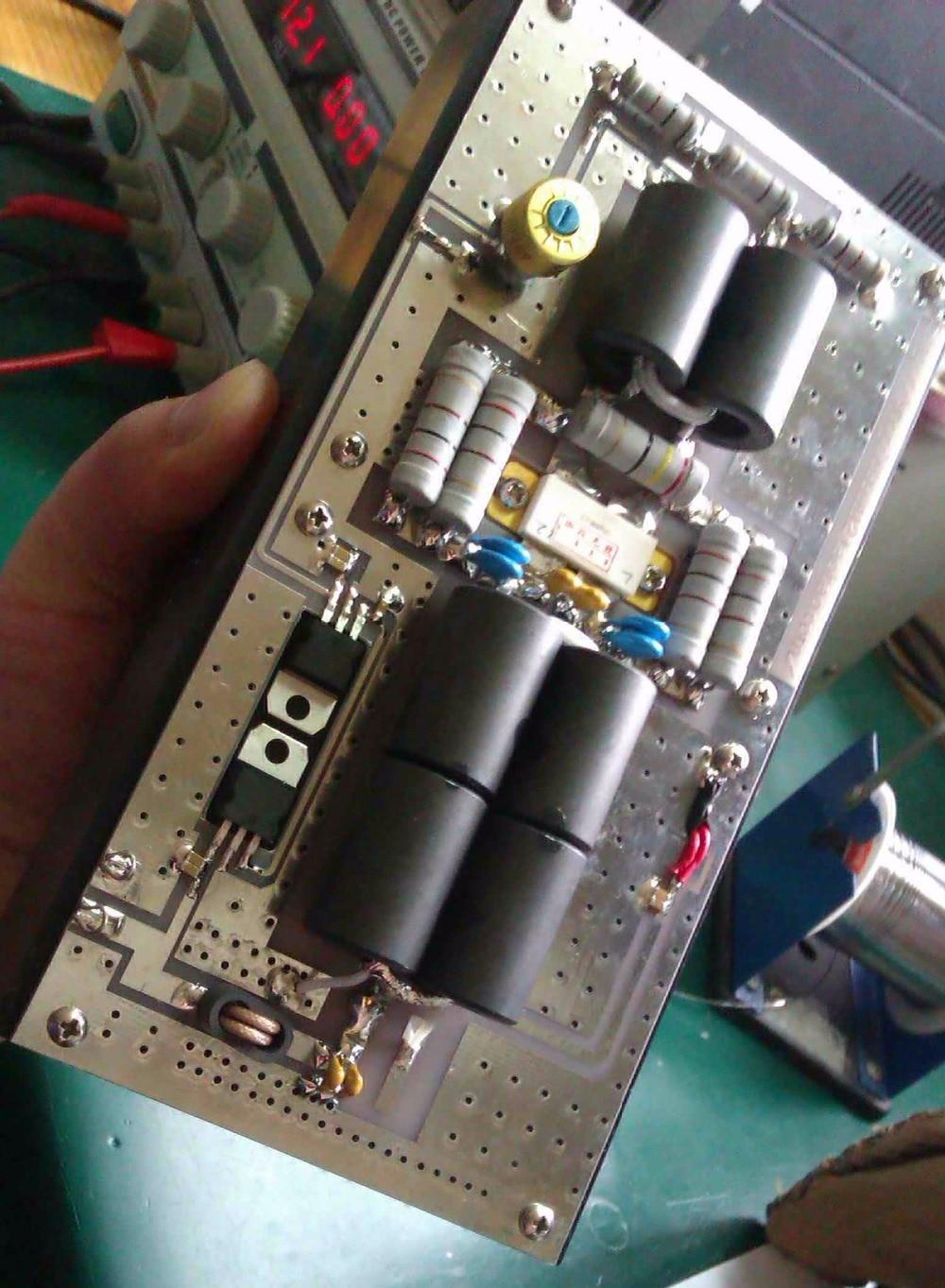 2MHz-40MHz 50w 12-15V HF power amplifier Shortwave Power Amplifier Broadband RF Amplifier 2mhz 40mhz 50w 12 15v hf power amplifier shortwave power amplifier broadband rf amplifier