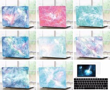 Laptop Case Keyboard Cover Screen Film Protector For 11 13 Macbook Air A1465 A1466 13 15 Pro A1502 A1706 A1707 Touch Bar 2016 original new laptop keyboard replacement for macbook pro 15 15 4 a1707 2016 us keyboard with backlight