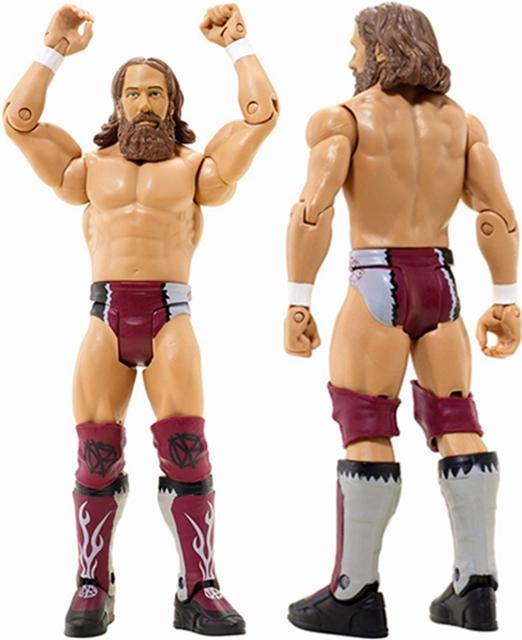 Wrestling Wrestler Daniel Bryan Action Figure Toy Doll Collection Model Gift