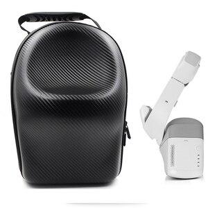Image 4 - DJI Goggles VR Glasses Storage Bag Case Portable Handbag Dedicated Accessories Bags Package Upscale Shoulder Bag travel bag