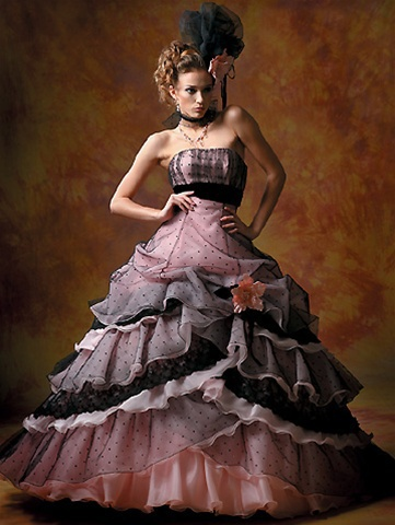Compare Prices on Pink Sweetheart Black Wedding Dress- Online ...