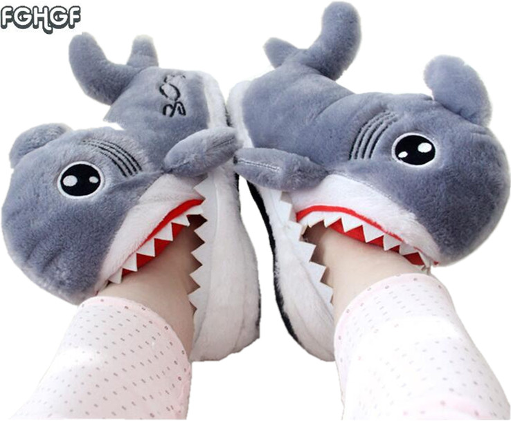 Winter funny Animal slippers women&Men cute Soft House&Home slippers Warm furry slippers Indoor Floor shoes woman pantufa tenis qweek women home animal slippers fur indoor rabbit slippers warm ladies cute funny adult slippers female slide house shoes