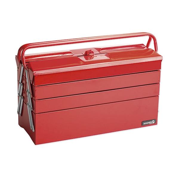 DOGHER 026-006 BOX HTAS METAL 7 TRAYS 495X200X340