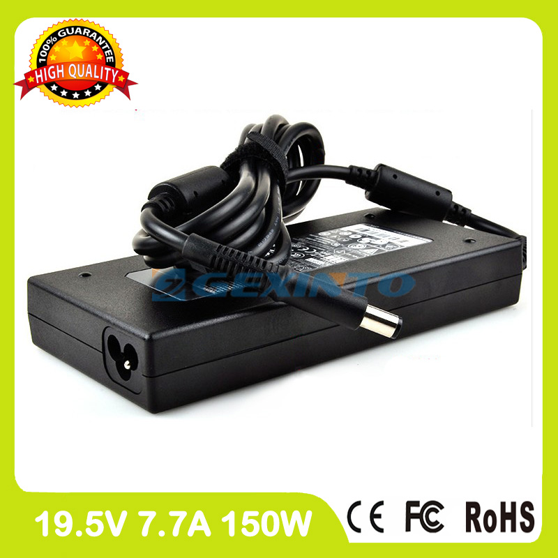 Slim 19 5V 7 7A 150W laptop ac power adapter charger for HP ZBook 15 697317