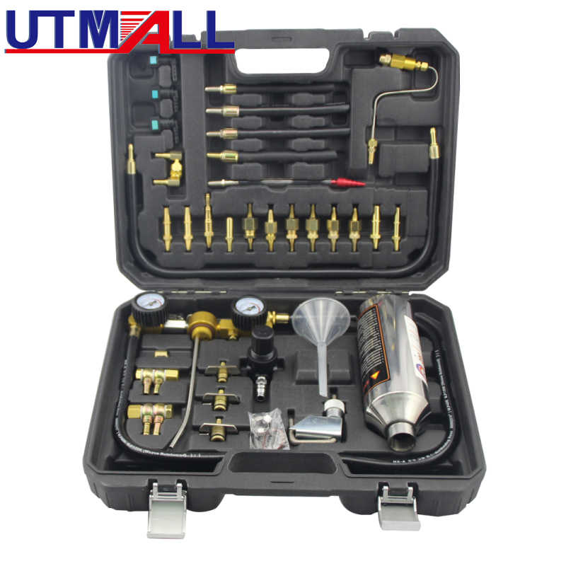 New Style High Quality Fuel Injector Tester Cleaner Tool Kit
