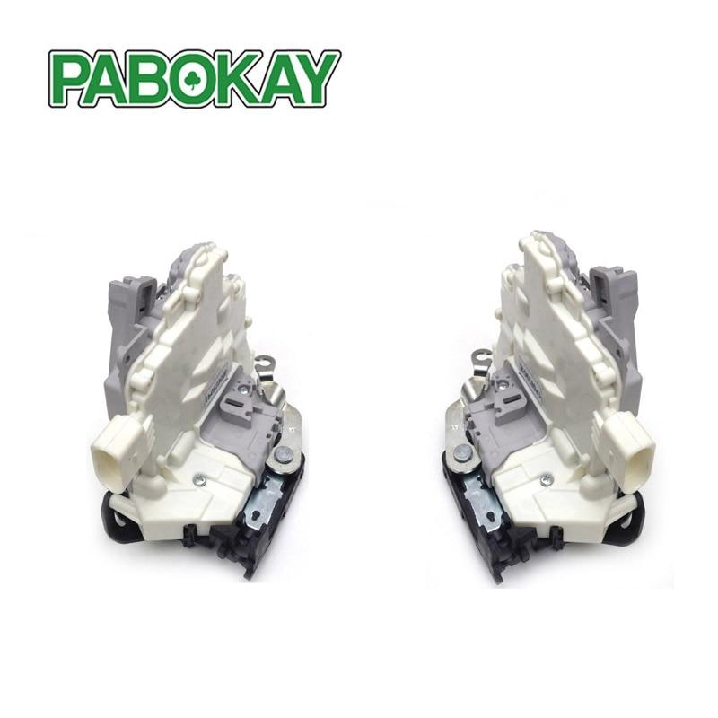 FS Door Lock Actuator For SEAT ALTEA Toledo OEM 1P0839015A Rear Left 1P0839016A Rear Right