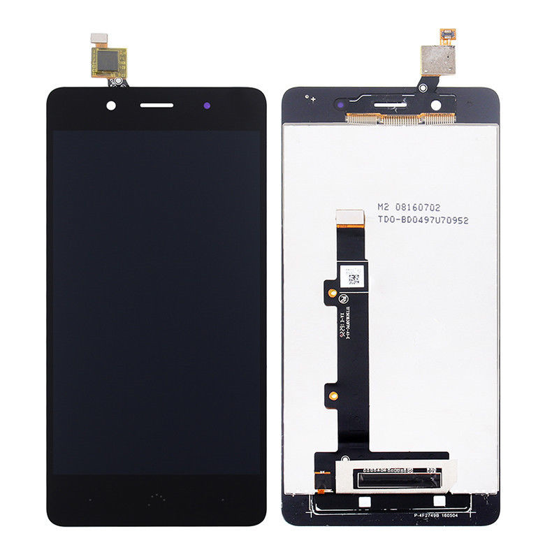 "5.0"" Display For BQ Aquaris X5 plus high quality LCD Display touch screen mounting kit for BQ X5 Plus LCD monitor + Free Tools-in Mobile Phone LCD Screens from Cellphones & Telecommunications"
