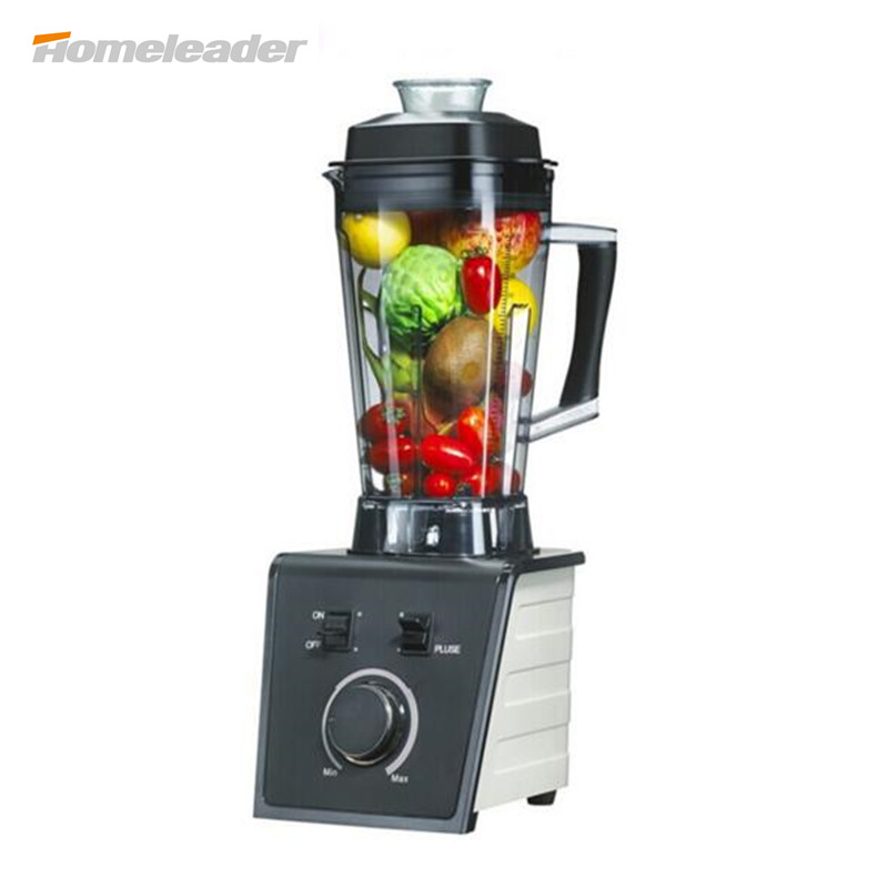 2000ML Automatic Blender Mixer Smoothie High Quality Food Processor Original kitchen Stand glantop 2l smoothie blender fruit juice mixer juicer high performance pro commercial glthsg2029
