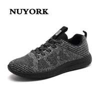 Nuyork New Fashion Sneakers Men For Female High Quality Walking Wear Brand Trainers Men Casual Shoes