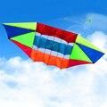 3D Gran Cometa Radar de 90 cm Flying Kite Varilla de Resina Accesorios con Bolsa Cordaje Chino Juguete Al Aire Libre para La Venta