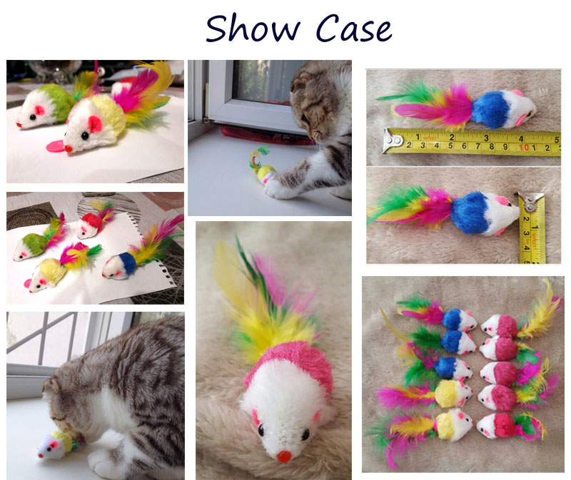 mouse cat toy_1