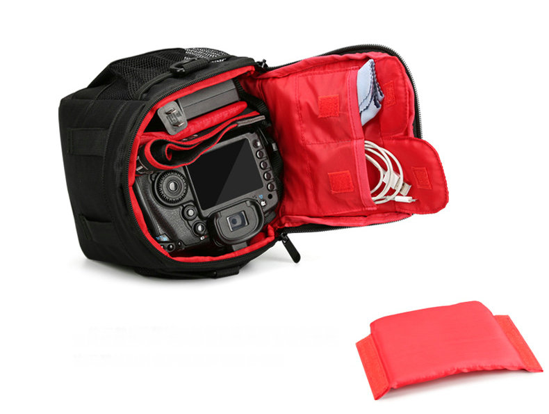 PROFESSIONAL Camera Bag Camera Case For Nikon Panasonic Canon Sony Samsung Pentax Olympus etc 107420