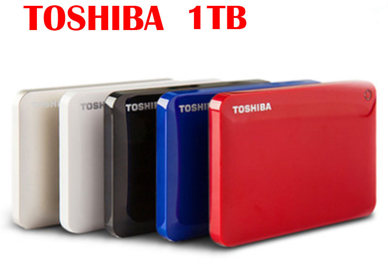 Toshiba External Hard Drive HDD 2.5 1TB Laptop Hard Disk HD Disco Duro Externo Harddisk High Speed USB 3.0 Portable Storage fast speed high external hard drive 1tb hdd enclosure sata usb 3 0 hard disk disco duro externo 1tb sata usb aluminum hdd disk