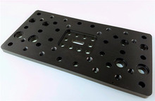 Horizon Elephant CNC Z Axis system C-Beam Gantry Plate – Double Wide for for C-Beam Riser Plate CNC 3D printer machine