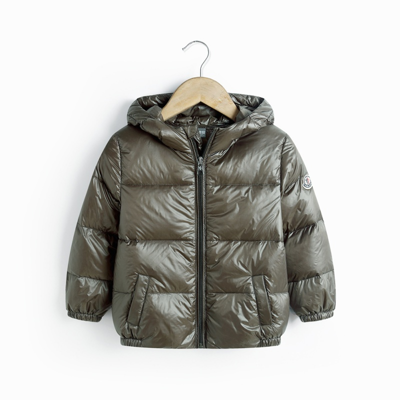 90% Duck Feather Thicker Little Girl Down Jacket Boy Down Jackets Winter Hooded Coat Kids Outwear Long sleeves Children Coats christmas long hooded jacket girl 90