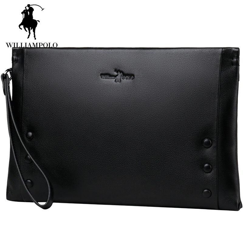 Large Black Clutch Bags Promotion-Shop for Promotional Large Black ...