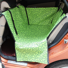 Pet car back seat covers waterproof pet mats dogs cushion blanket high quanlity hammock pets car rear carrier travel accessories