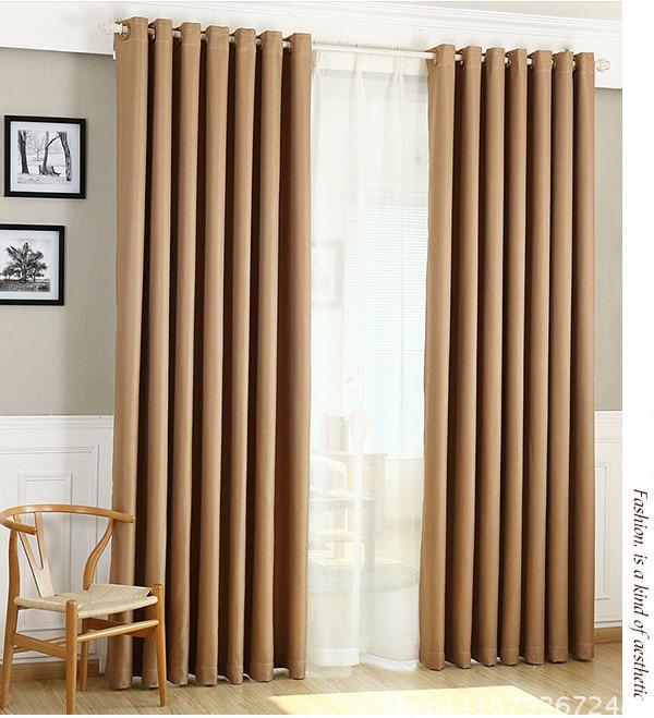 Tela Para cortinas sala de estar Organza de Tulle del verano