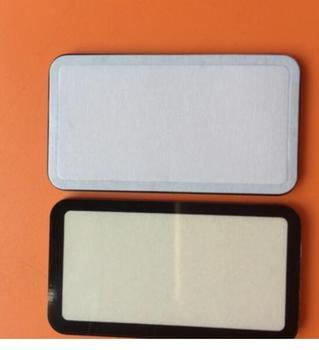NIEUWE voor Top LCD Venster Protecter Glas Voor Nikon D850 Camera Reparatie Deel Unit + Tape