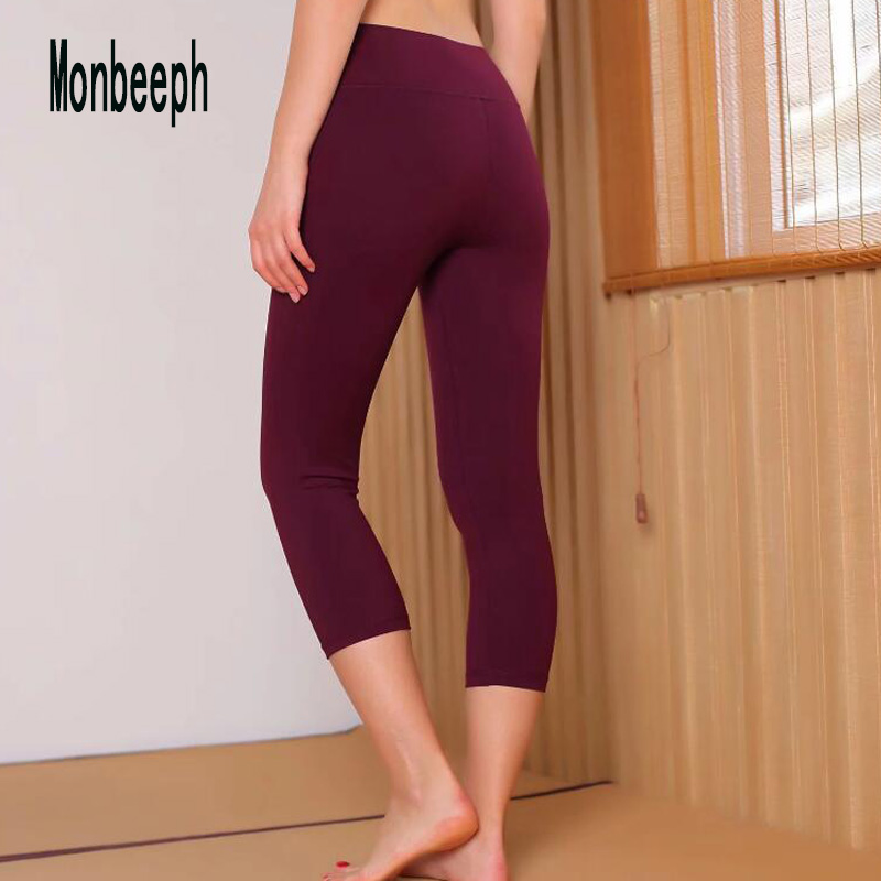 Monbeeph new brand Women Capris Pants Casual trousers For Women Slim Elastic Army Green leggings Women Pants