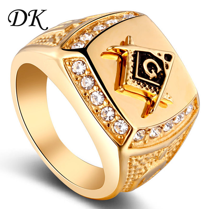 get cheap stainless steel masonic ring aliexpress