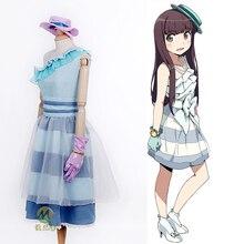 Ore no Imouto ga konna ni Kawaii wake ga Nai Kousaka kirino/Gokou Ruri Cosplay anime vestido de grils por encargo