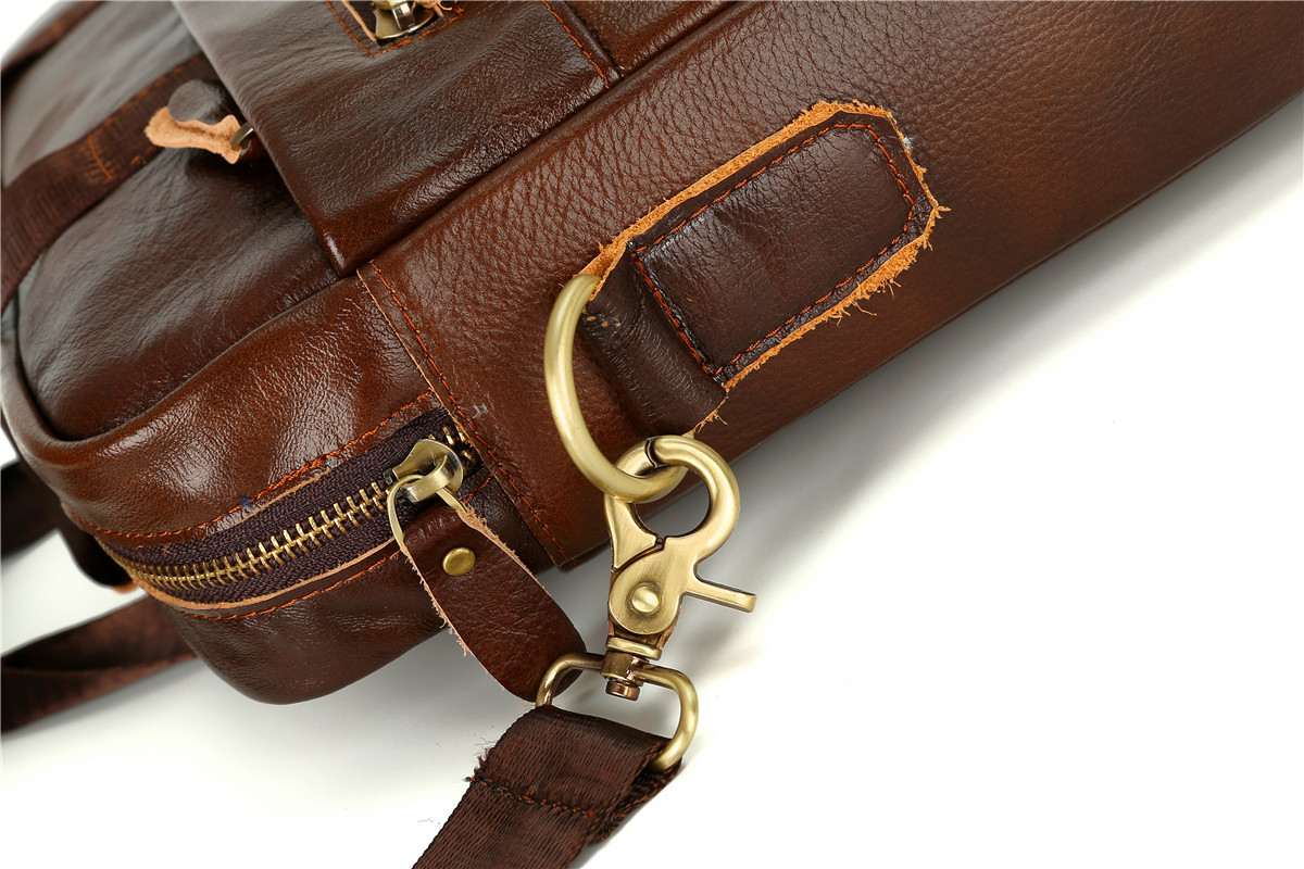 HTB1zqrpX42rK1RkSnhJq6ykdpXa9 Cowhide Leather Briefcase Mens Genuine Leather Handbags Crossbody Bags Men's High Quality Luxury Business Messenger Bags Laptop