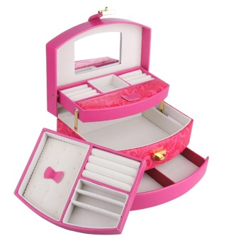 Jewelry Box Display Organizer