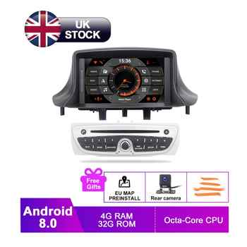 """7\"""" IPS Android 8.0 Car GPS Stereo For Renault Megane 3 Fluence Auto DVD Radio FM RDS WiFi Audio Video Multimedia Backup Camera - SALE ITEM Automobiles & Motorcycles"""