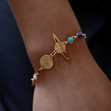 New Vintage Gold Rhinestone Anklets For Women Colorful Srtone Newest Anklet Jewelry cute rhinestone openwork bowknot anklet for women