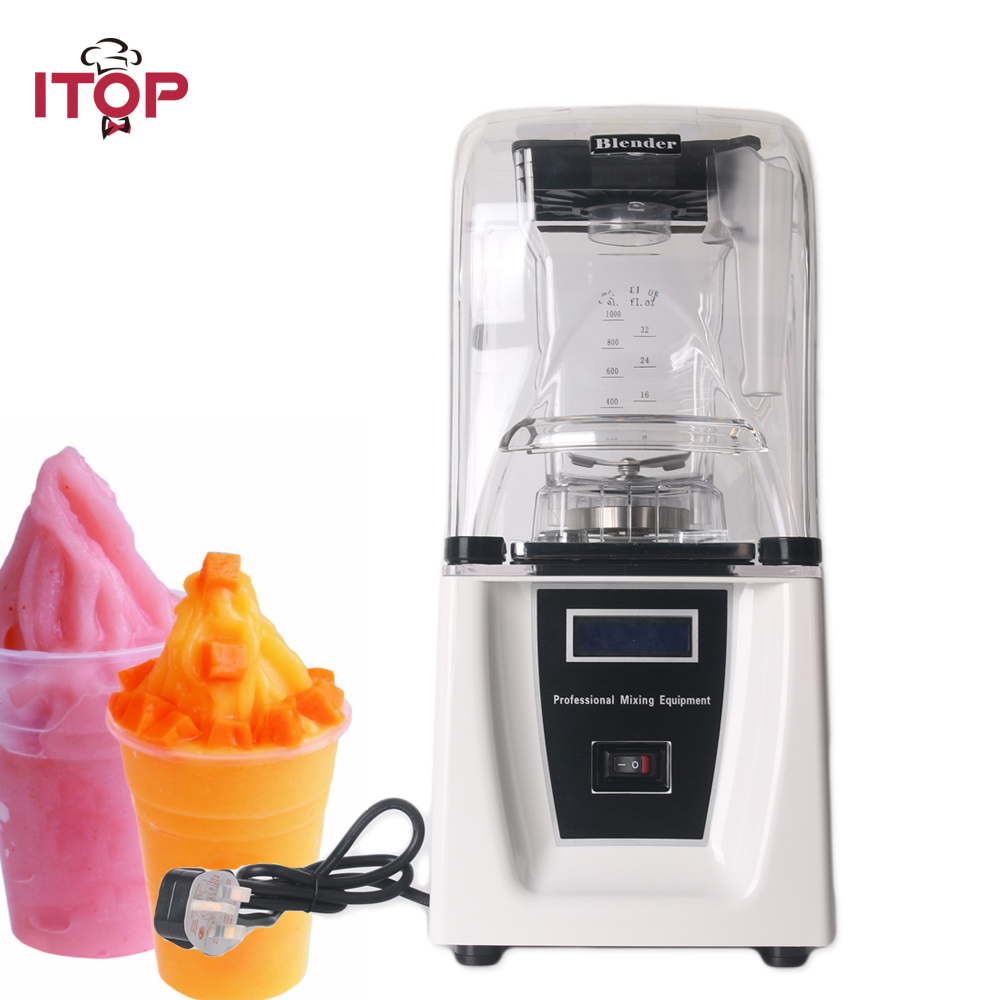 все цены на ITOP BD-9001 Blender Fruit Juicer Ice Crusher Commercial or Home Use Professional Mixing Machine онлайн