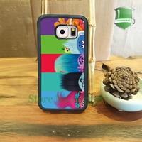 Trolls Movie Dreamwork S Cool New Mobile Phone Cases For Samsung S7 S7edge S6 S6edge Plus