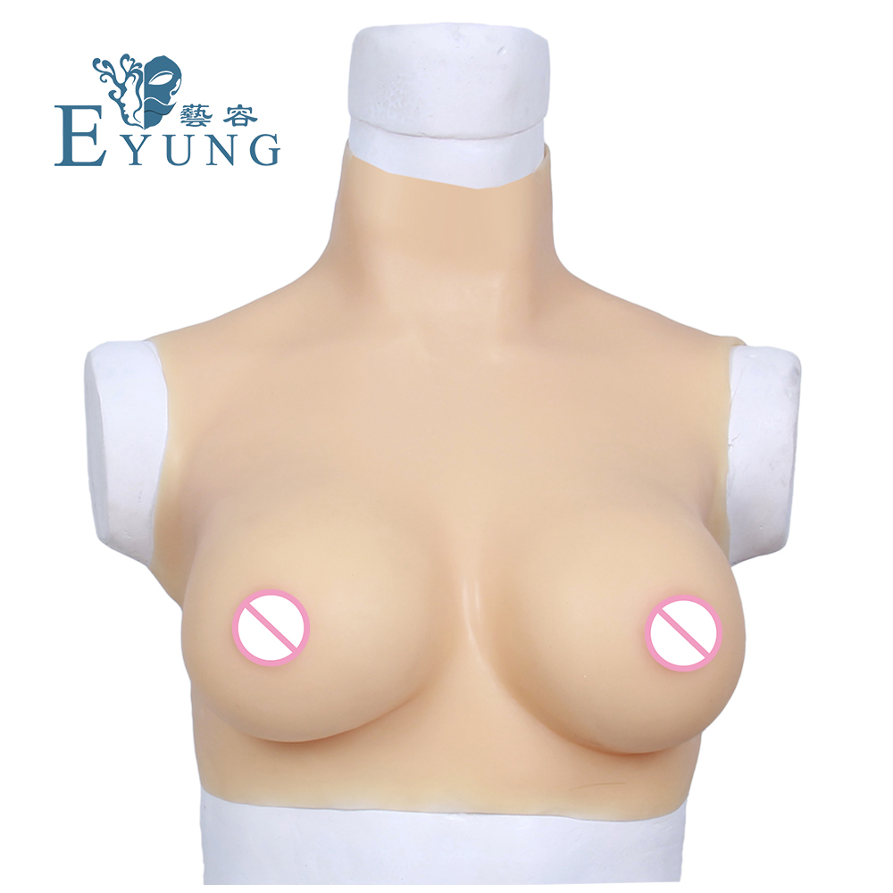 75D cup Silicone Breast Forms for Mastectomy Woman Breast enhancer Making Body Balance Artificial Boobs Chest for crossdresser 350g piece 700g pair size7 90c 100b 100c making chest figure balance silicone breast form for mastectomy woman breast compensate