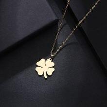 Ожерелье из нержавеющей стали dotifi для женщин и мужчин кулон