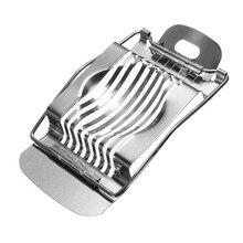 Нержавеющая сталь вареное яйцо слайсер раздел резак гриб резак для томатов кухня Skiving машина кухонная принадлежность