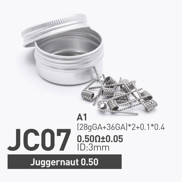Juggernaut 0.50ohm