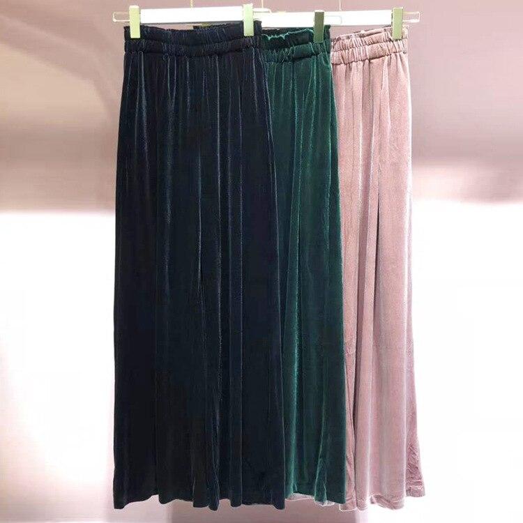 2018 Droit Pantalon Étanchéité Ar180827 Femmes Velours BwH7HqxOF