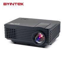 BYINTEK Original BT905 mini Home Theater Vídeo LCD pICo HDMI USB Micro Portable Práctico hD 1080 P LED proyector