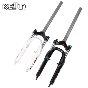 MEIJUN 20 Inch BMX Folding Bikes Bicycles Damping Shock Absorbers bicycle Front Fork Ultra long Head Post Parts
