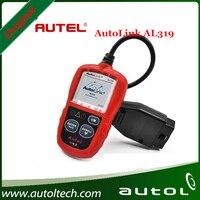 HKP Autel AutoLink AL319 OBDII y CAN Lector de Código de Autel Auto Link AL319 OBD2 Escáner