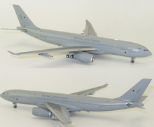 IF 1/200 British Royal Air Force Airbus A330 Voyager KC3 tanker ZZ336 Alloy collection model Holiday gift
