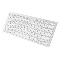 Kemile Großhandel Professionelle Ultra-slim Wireless Keyboard Bluetooth 3,0 Tastatur Teclado für Apple für iPad Serie ios-system