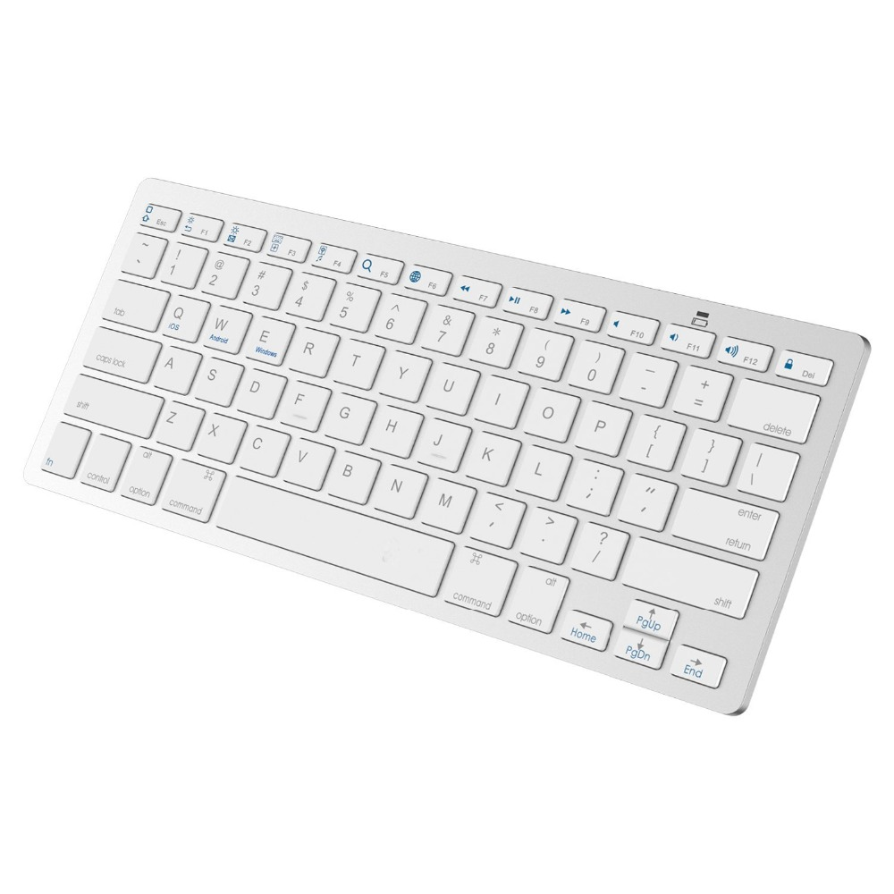 Kemile Wireless-Keyboard iPad-Series Apple Ultra-Slim Bluetooth for Teclado Ios-System