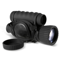 720P Video 350m Distance Infrared Night Vision Telescope Military Tactical Monocular LCD Display Zoom Photo Video Camera 6X50