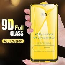9D Tempered Glass For Xiaomi Mi 8 9 SE Lite Redmi 7 6A 4X Protective Glass For Redmi K20 Note 5 6 7 Pro Screen Protector Film все цены