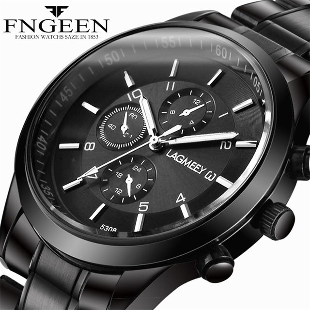 Lagmeey business wristwatch men watches 2018 top brand luxury famous men 39 s quartz watch hodinky for Celebrity watches male 2018