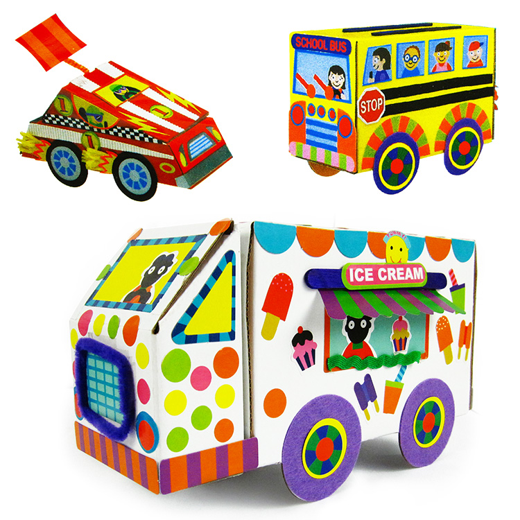 Diy car activities for toddlers