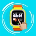 Hot New Q70 Generation High-tech Wristband Child Smart Watch GPS Tracking SOS Help Security Device for Kids Children Smart Watch