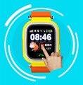Hot New Q70 Geração High-tech Criança Pulseira Relógio Inteligente GPS Rastreamento SOS Ajuda do Dispositivo de Segurança para Crianças Crianças Relógio inteligente
